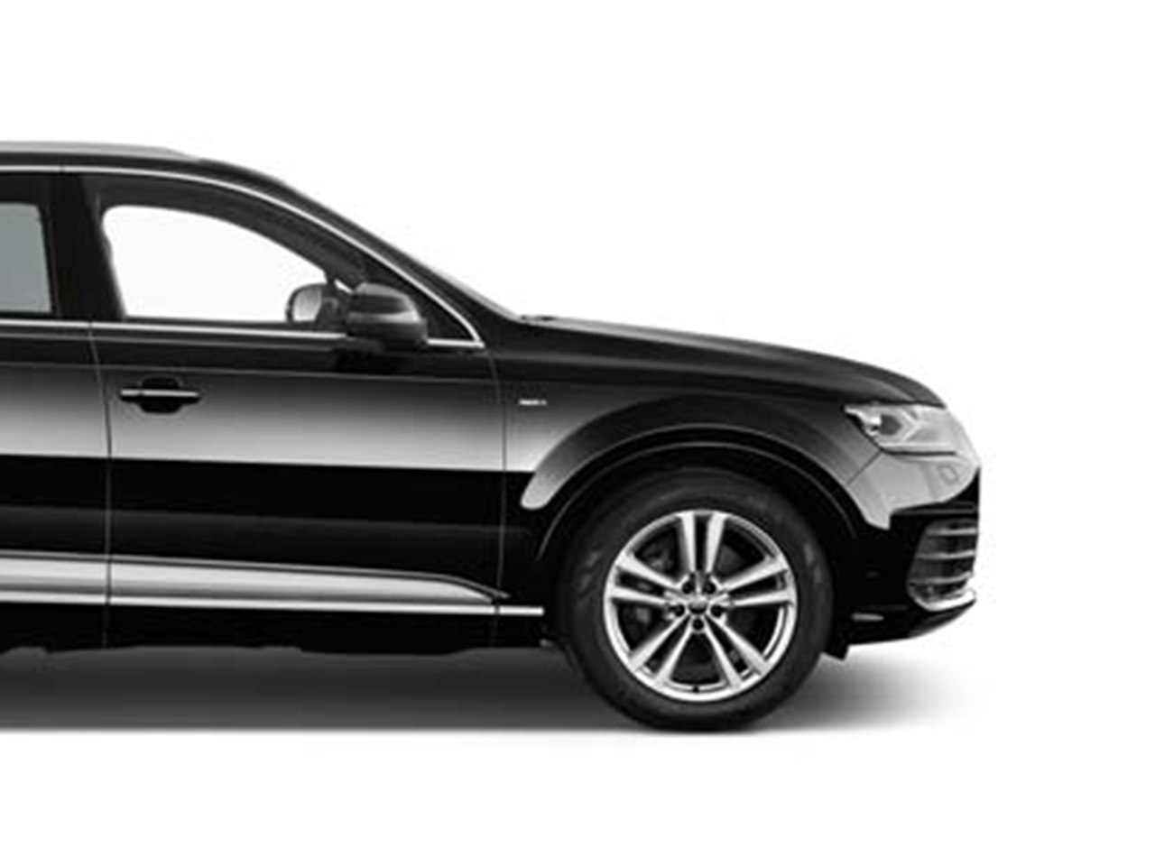 Audi Q7 car for hire