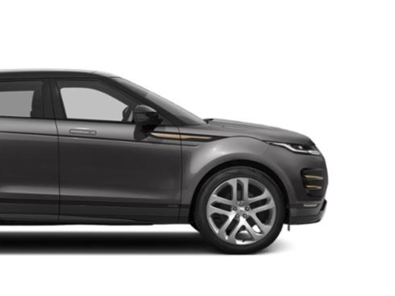 Range Rover Evoque car for hire