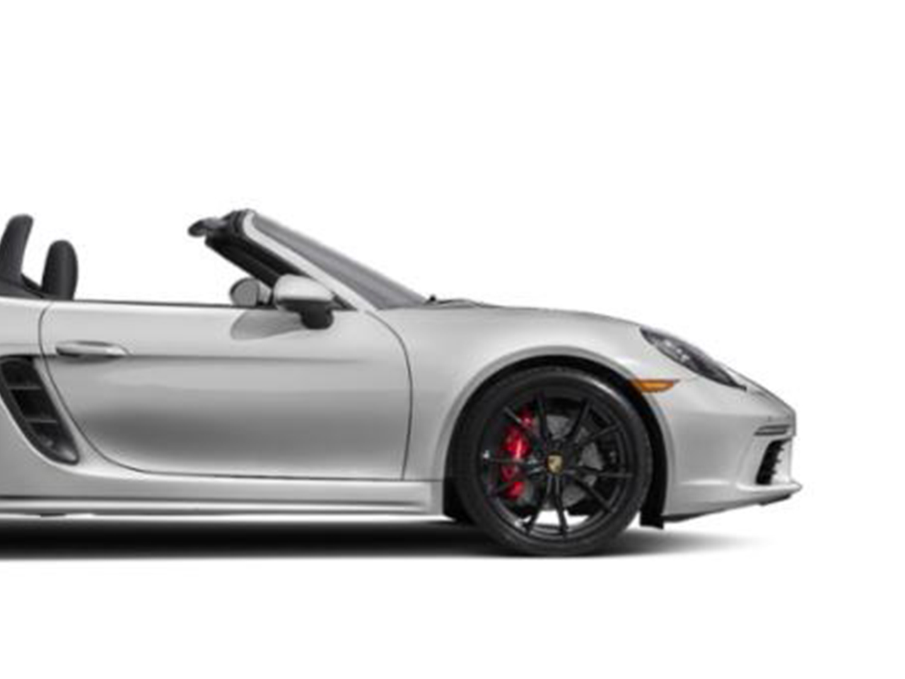 Porsche 718 Boxster car for hire