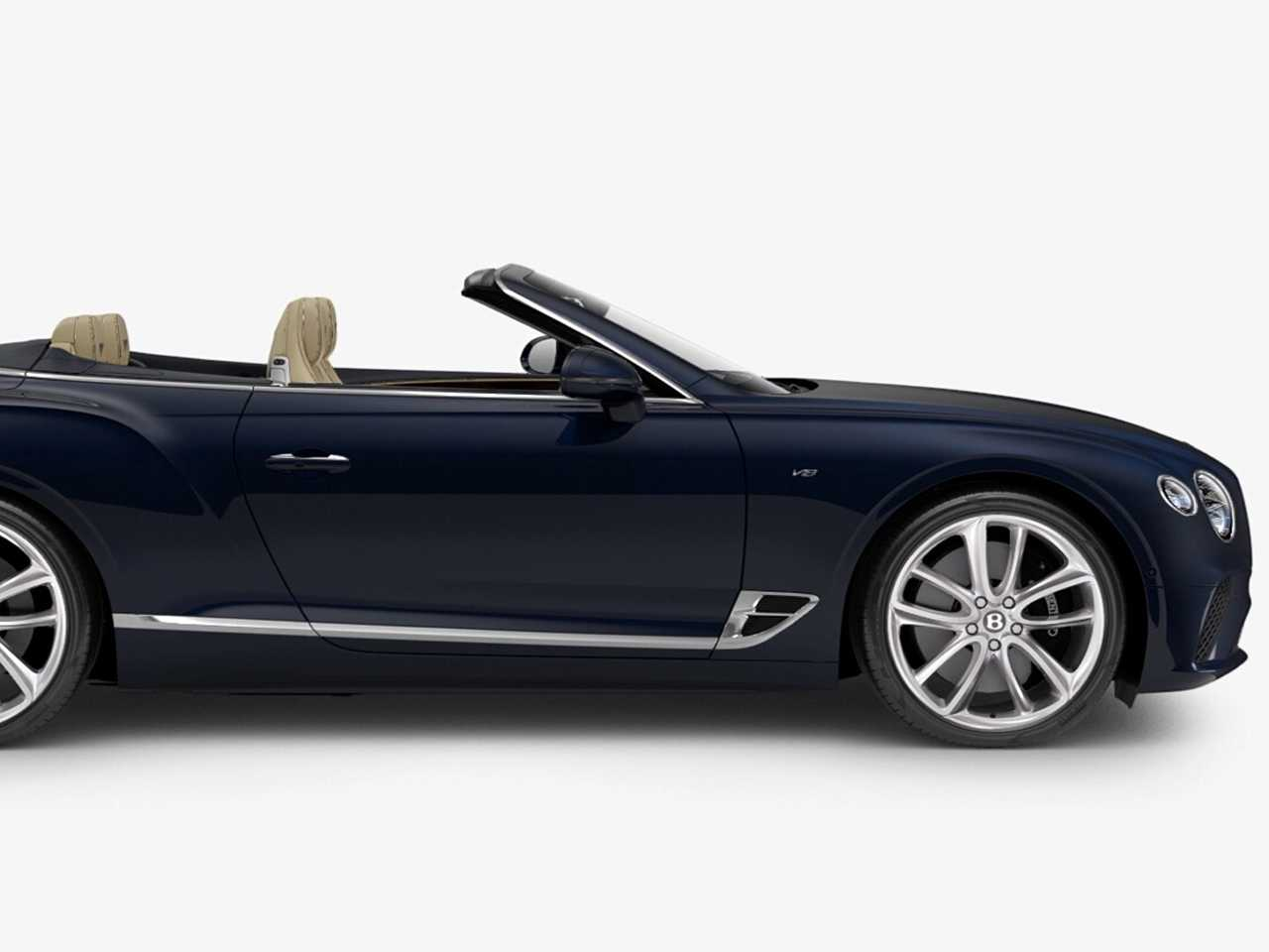 Bentley GTC Cab car for hire