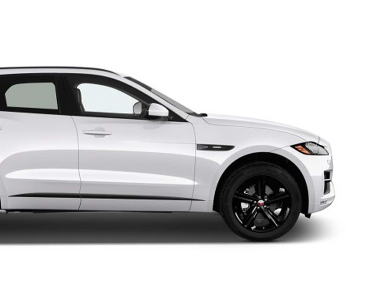 Jaguar F-Pace S car for hire