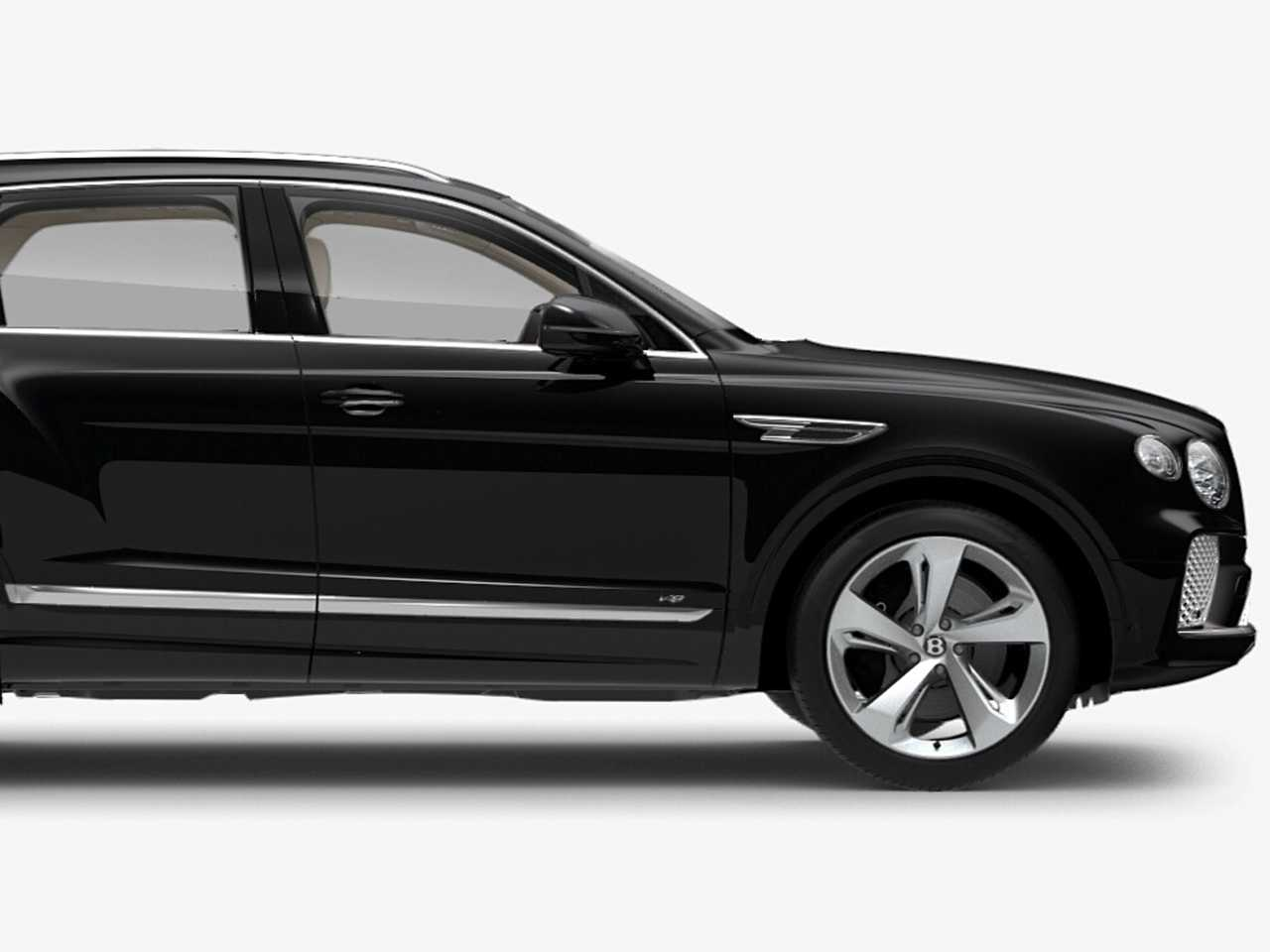 Bentley Bentayga car for hire