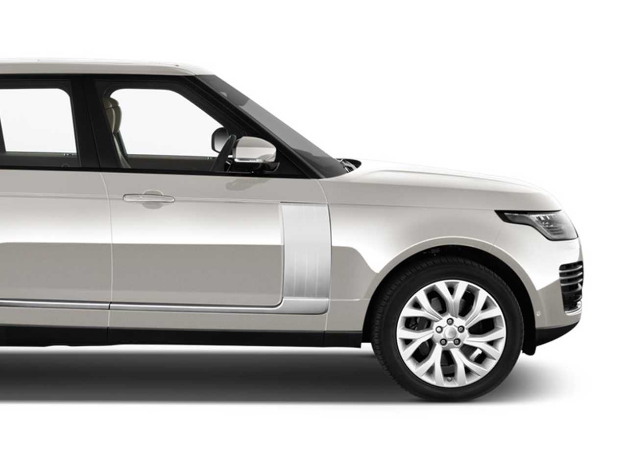 Range Rover Vogue SE 3.0, V6 car for hire