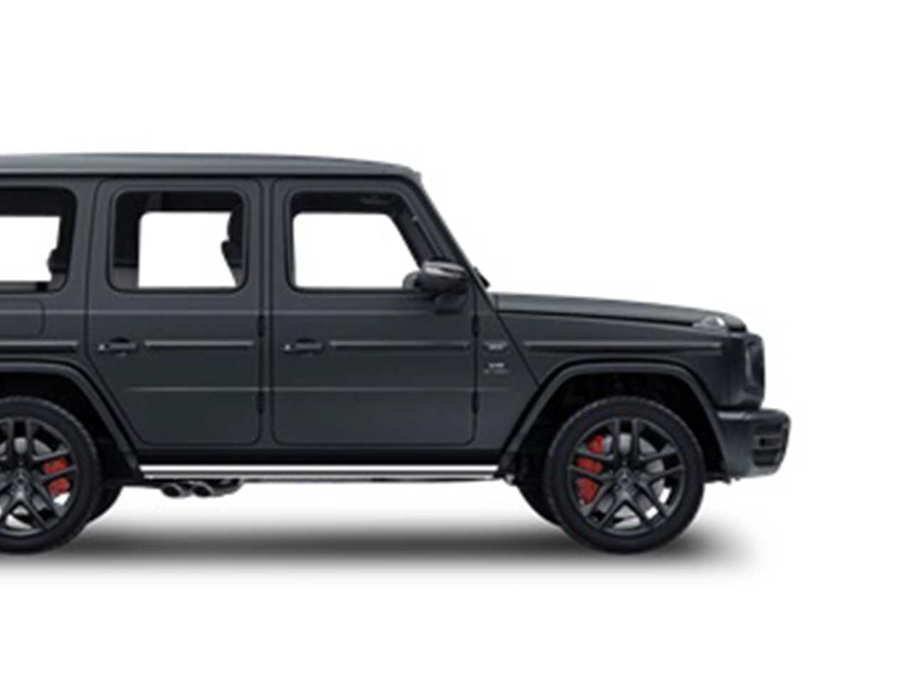Mercedes G-Wagon 63AMG car for hire