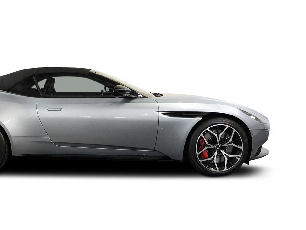 Aston Martin DB11 Volante car for hire