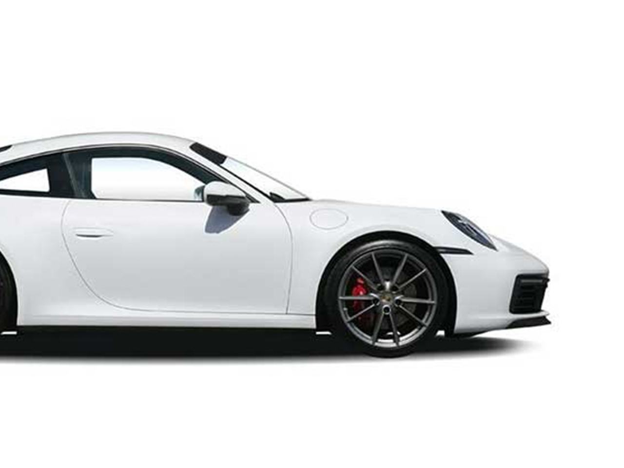 Porsche 911 Carrera (992) car for hire