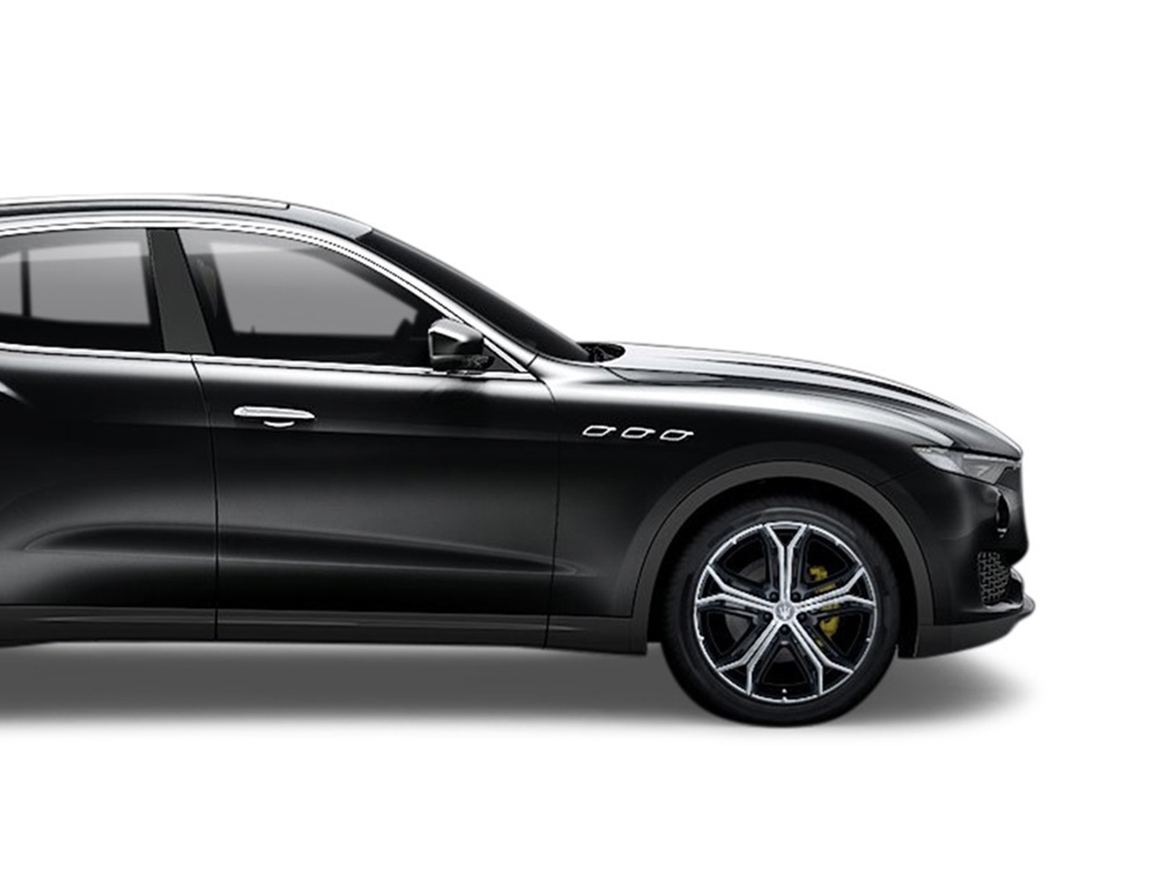 Maserati Levante car for hire